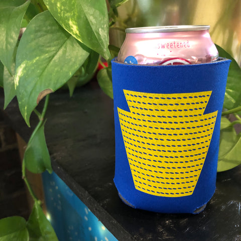 Stitched Keystone Can Coolie