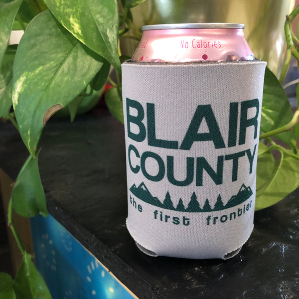 Blair County First Frontier Can Coolie