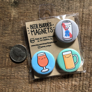 Beer Magnet Pack