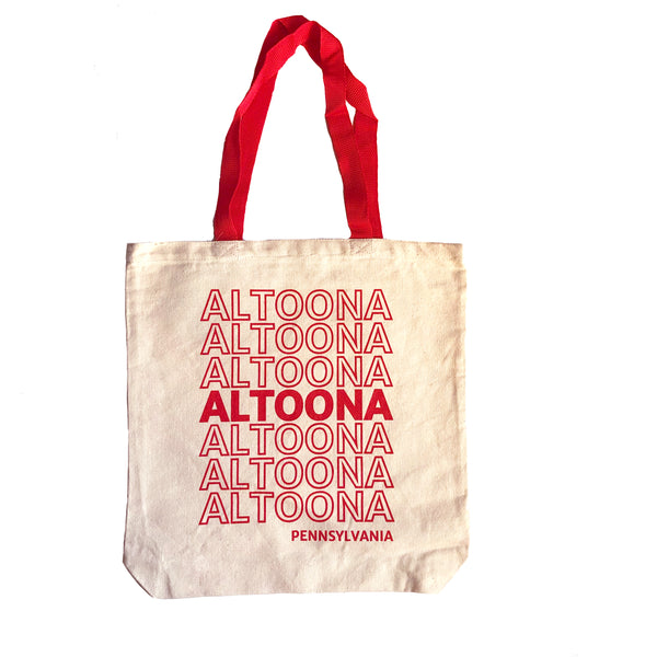 Altoona Thank You Tote Bag