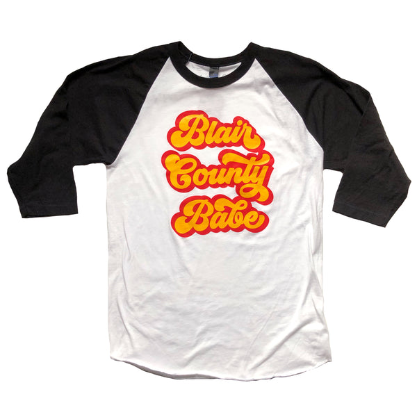 Blair County Babe Baseball T-shirt