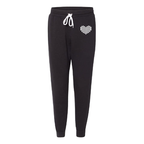 Keystones Heart Joggers - PREORDER - Ships between Feb 3-7