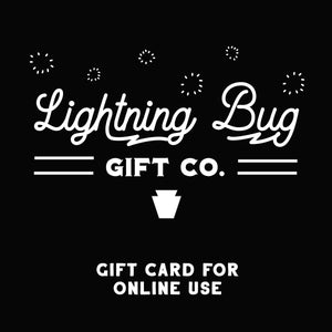 Gift Card for online use