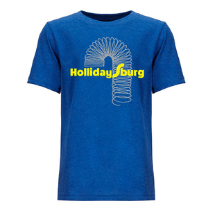 Slinky Hollidaysburg Youth T-shirt