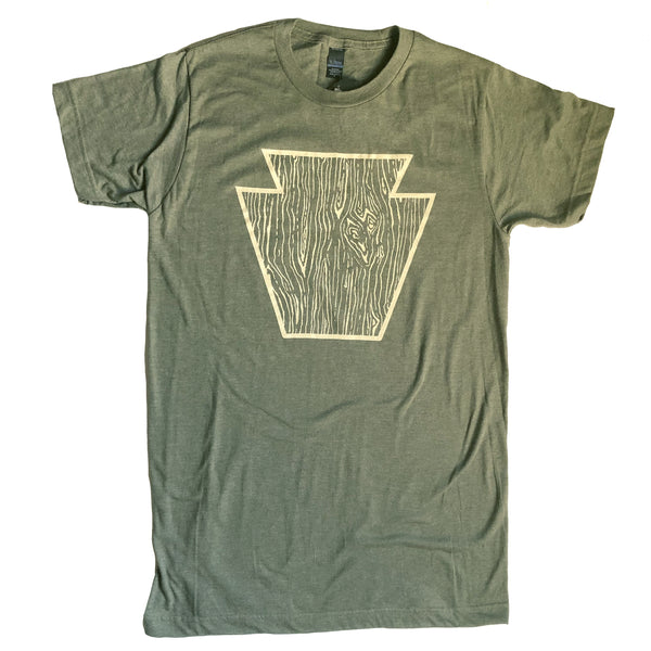 Woodgrain Keystone T-shirt