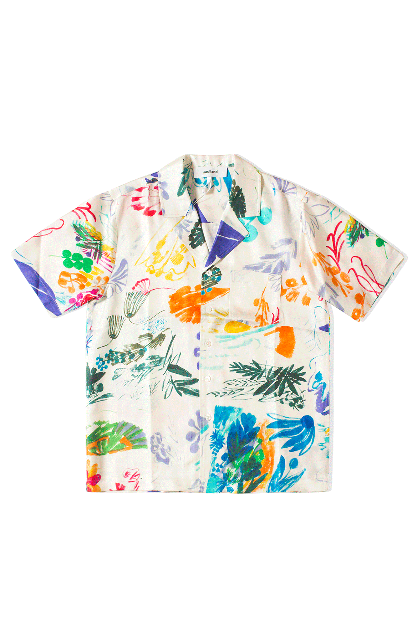 Orson Shirt Multicolore