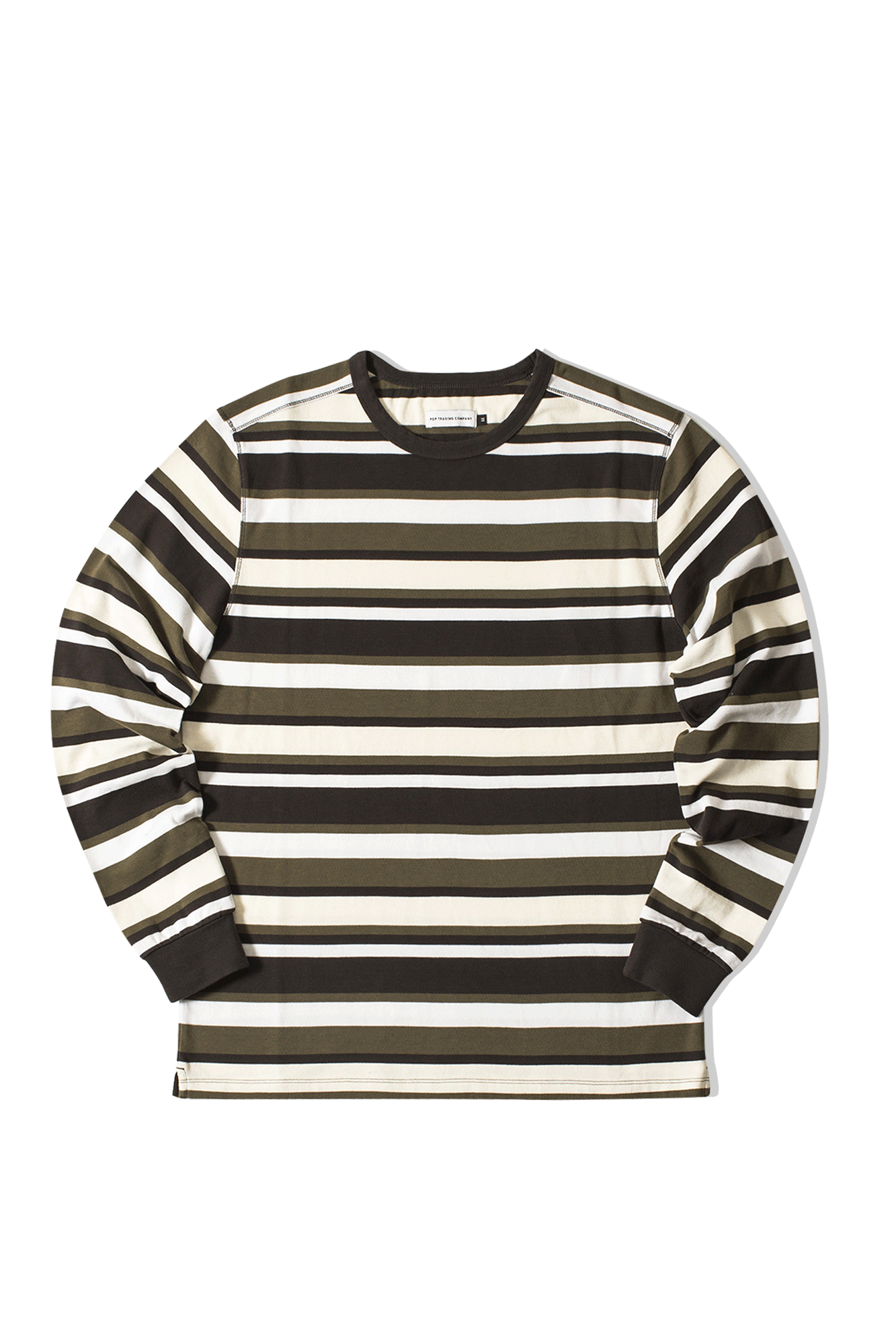 CO Stripe Longsleeve Multicolore