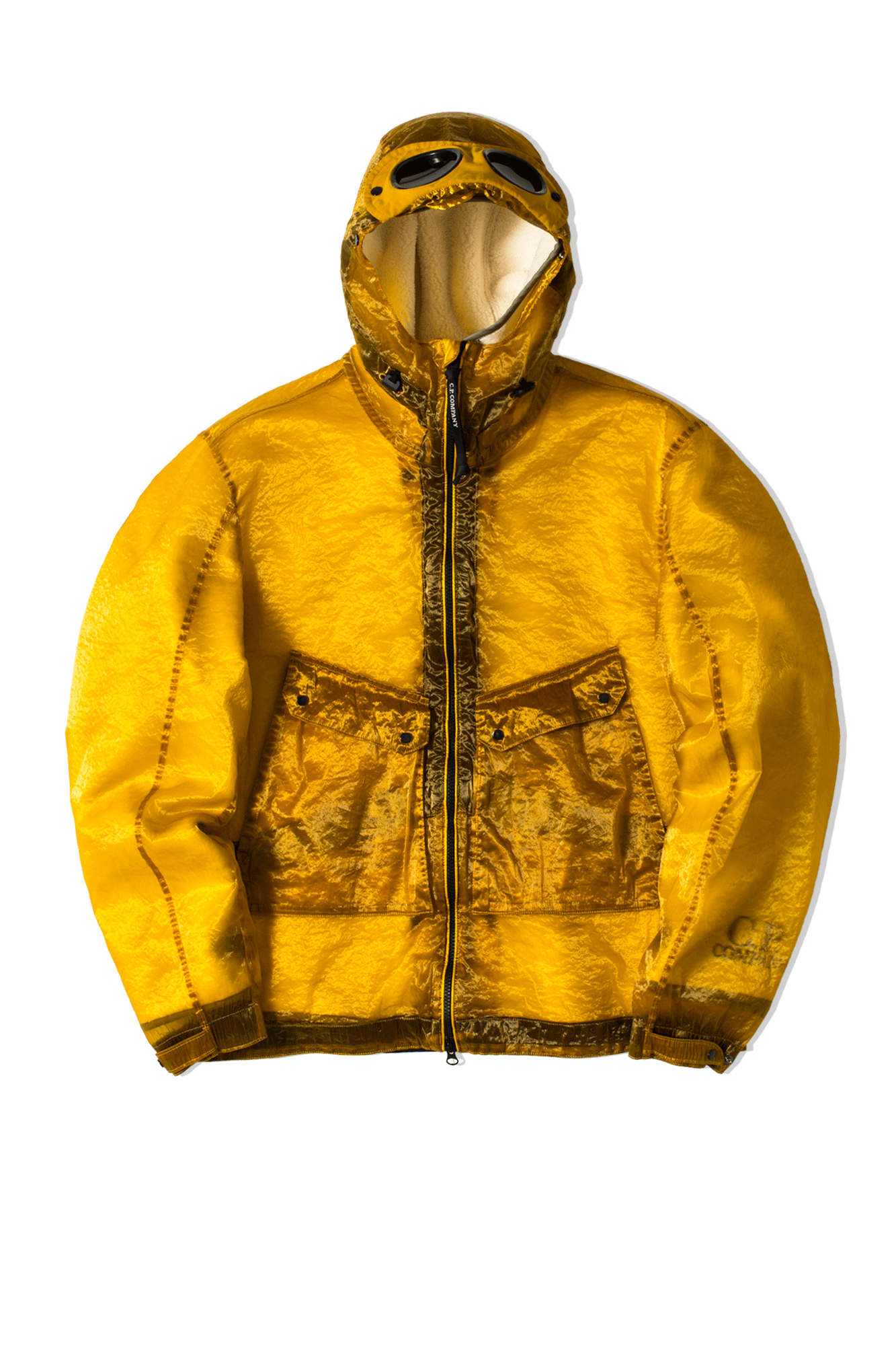 Short Jacket Giallo