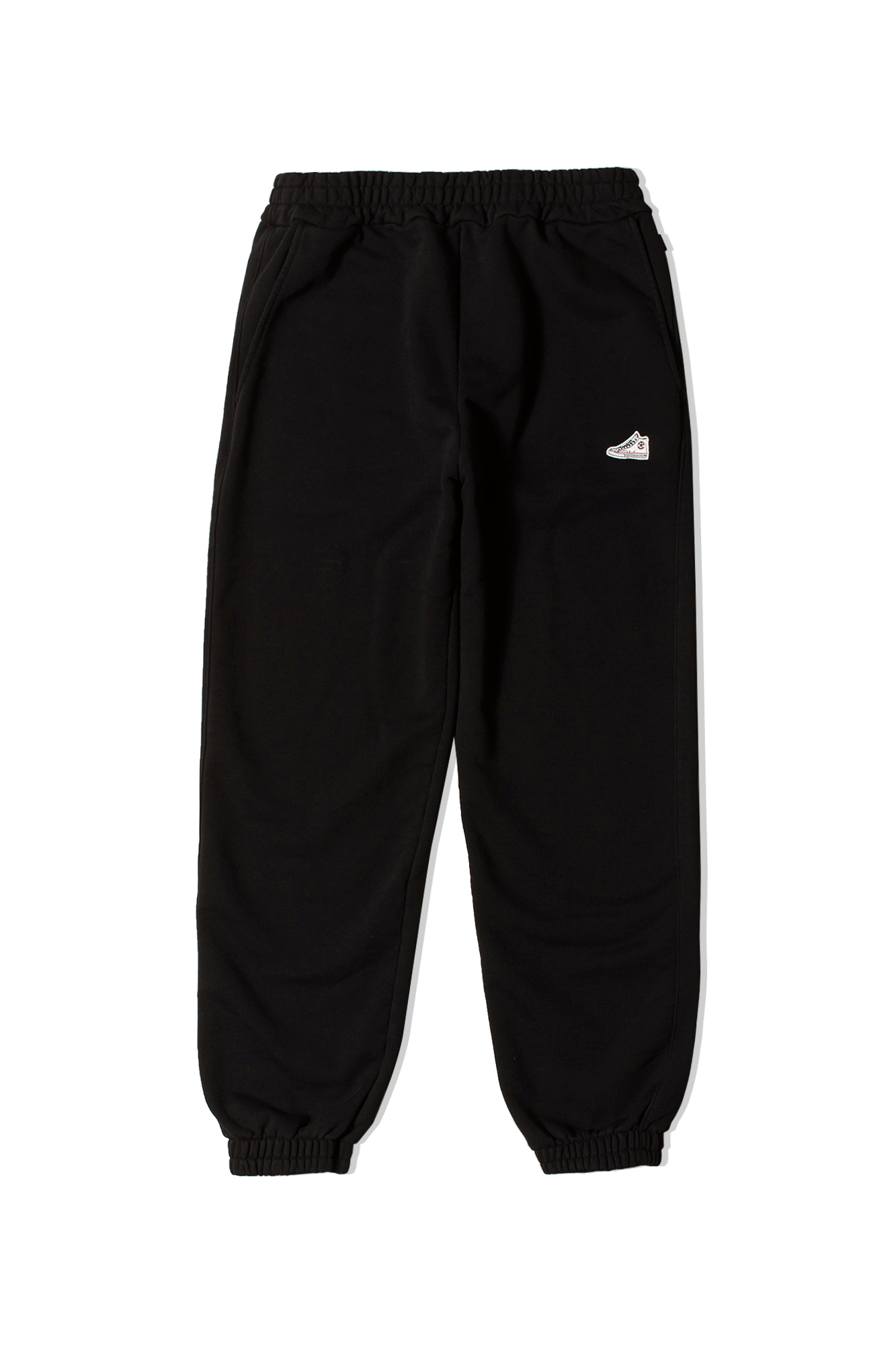70's Fleece Pant Nero