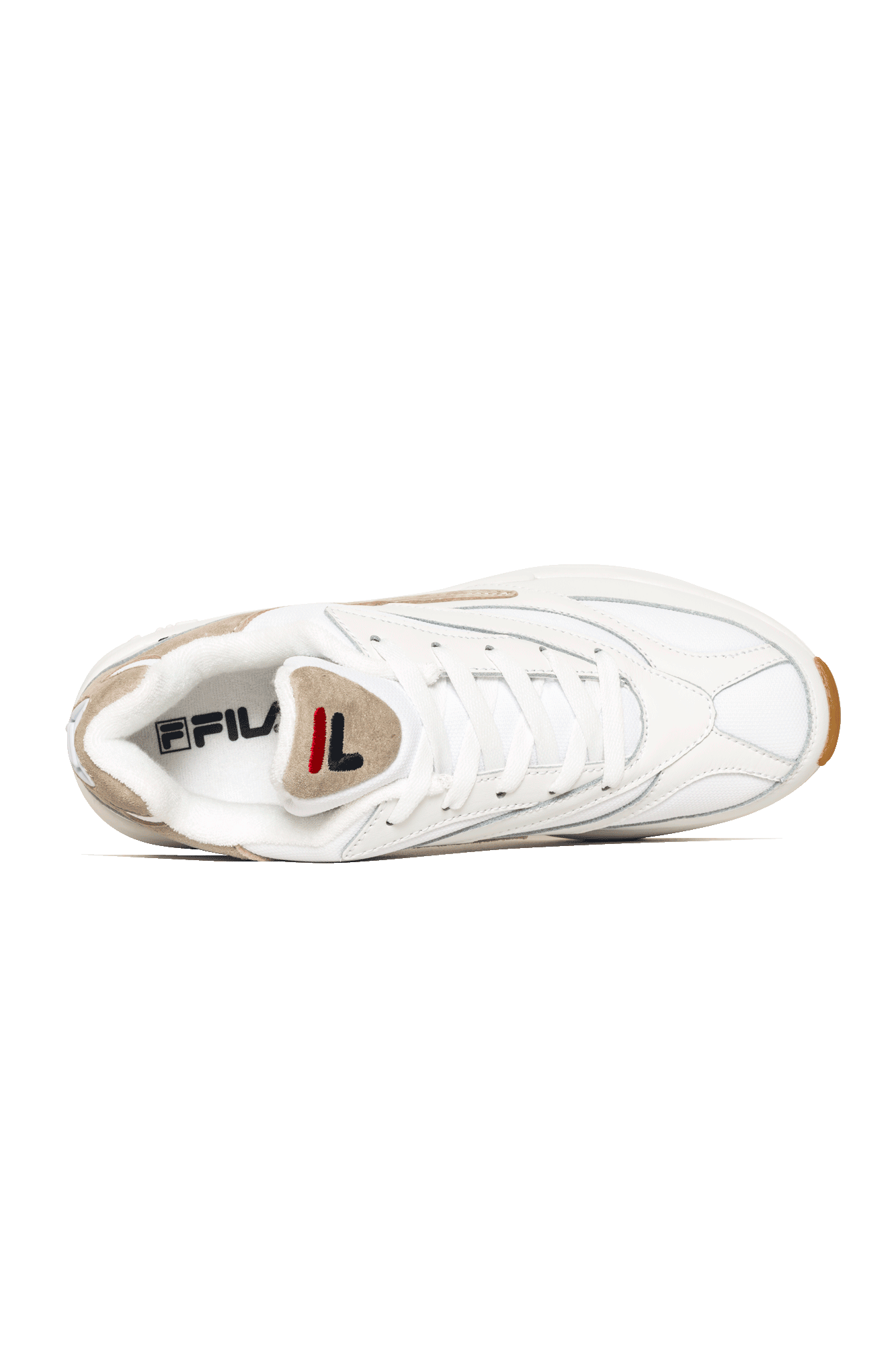 Fila Sneakers Venom Low Bianco 1010255#000#C0006#8 - One Block Down