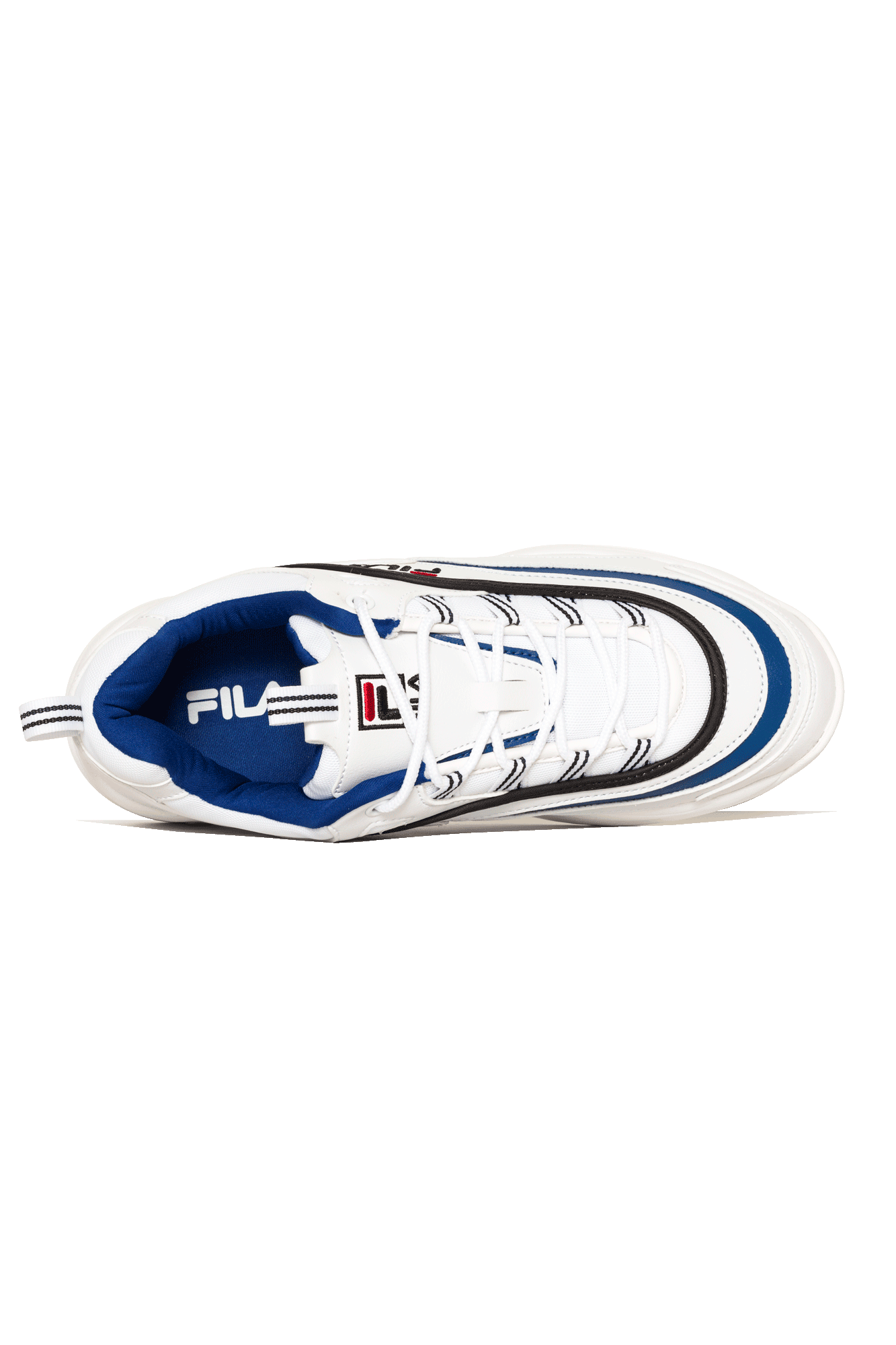Fila Sneakers Ray Low Bianco 1010561#000#01U#7,5 - One Block Down