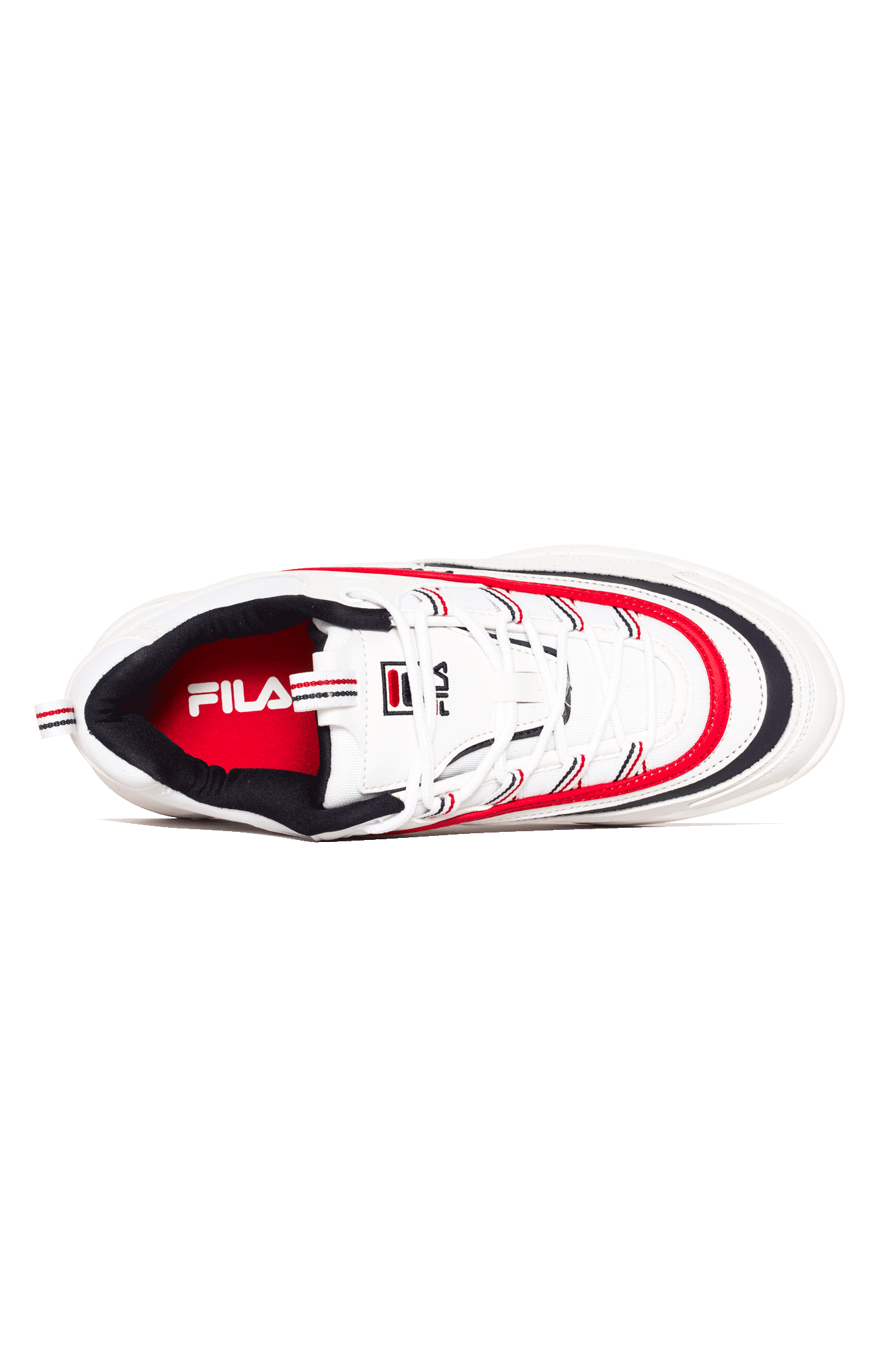 Fila Sneakers Ray Low Bianco 1010561#000#150#7,5 - One Block Down