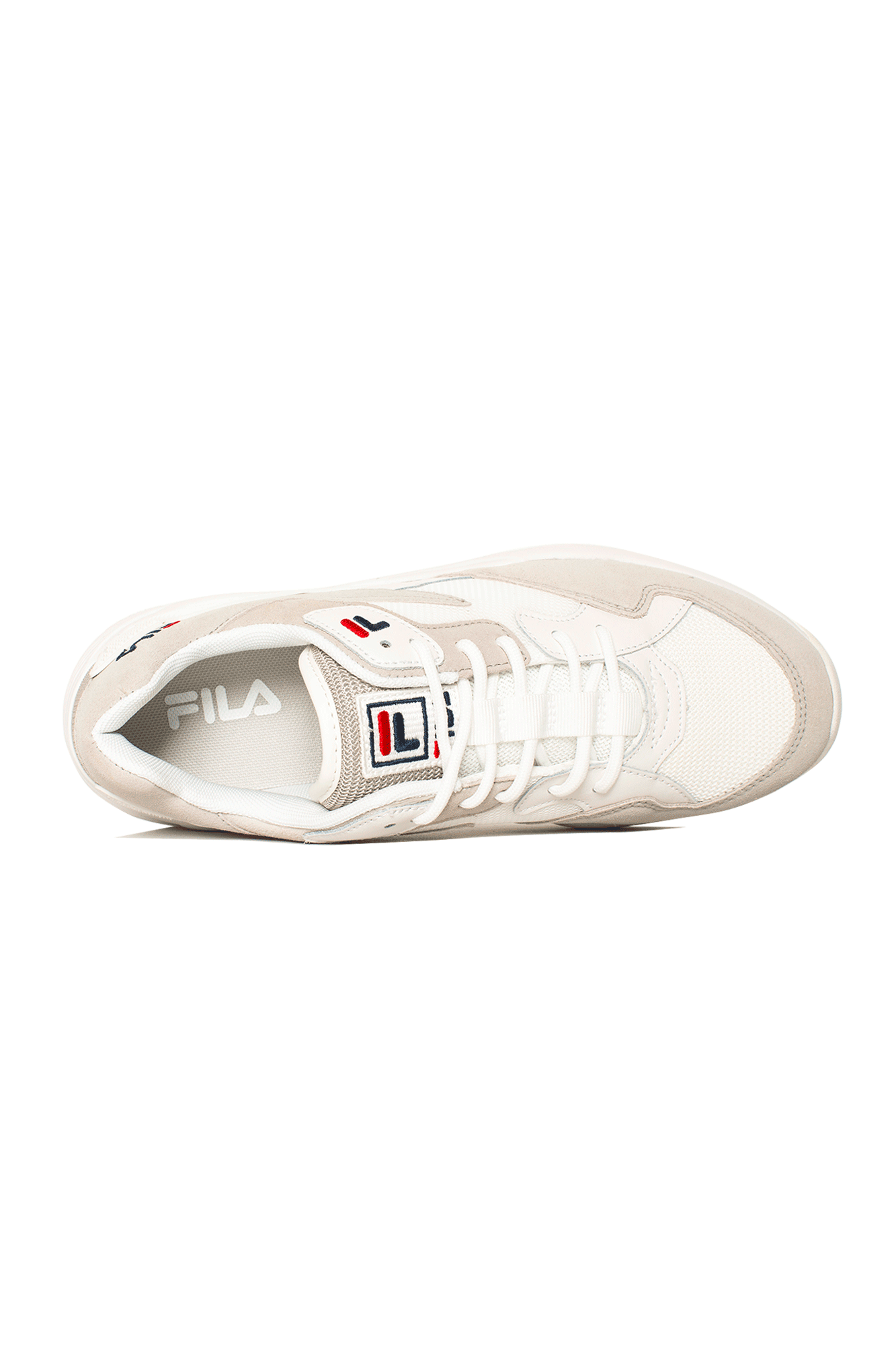 Fila Sneakers Vault CMR Jogger L Low Bianco 1010587#000#1FG#7,5 - One Block Down