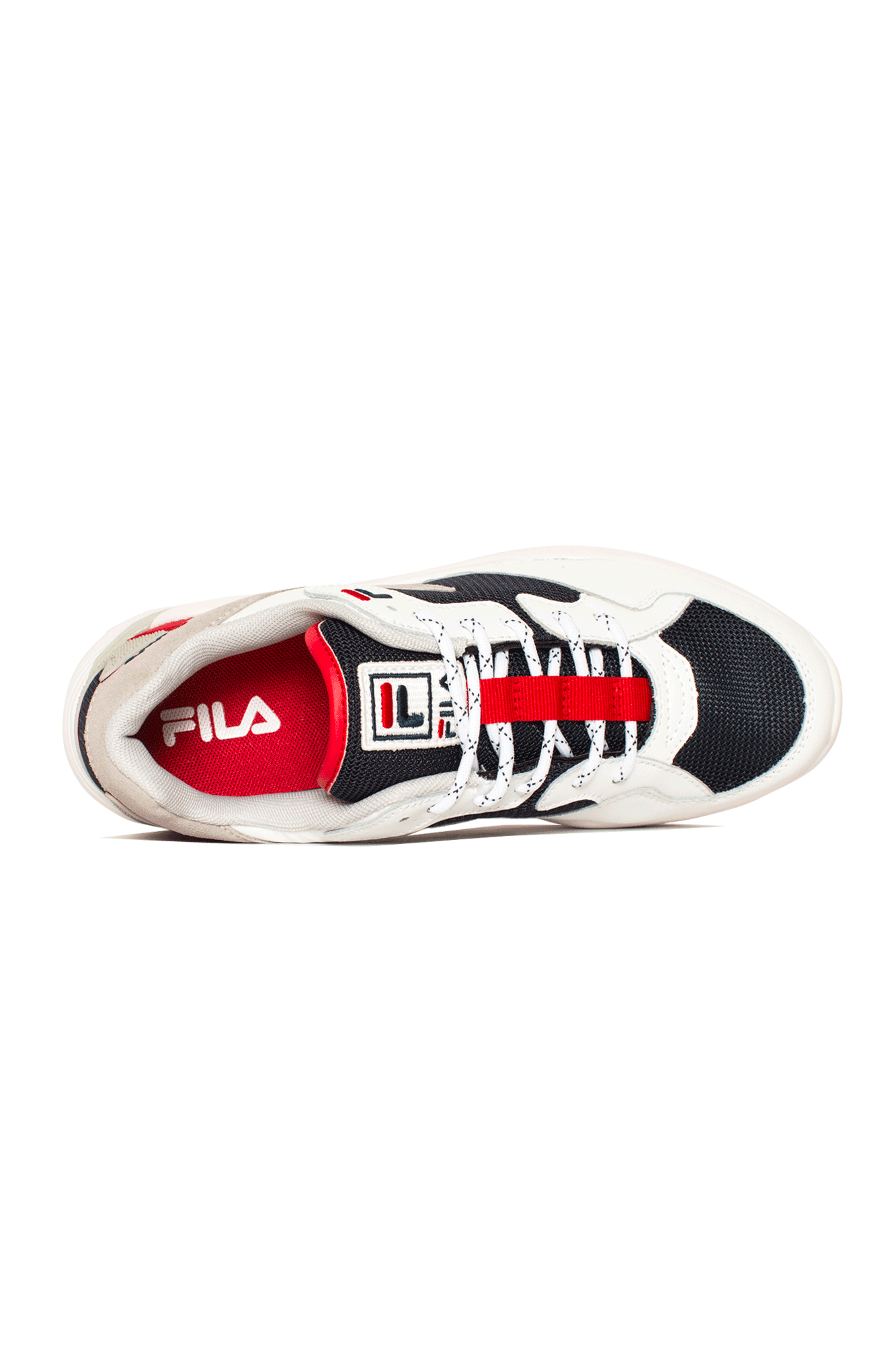 Fila Sneakers Vault CMR Jogger CB Low Bianco 1010588#000#01M#7,5 - One Block Down