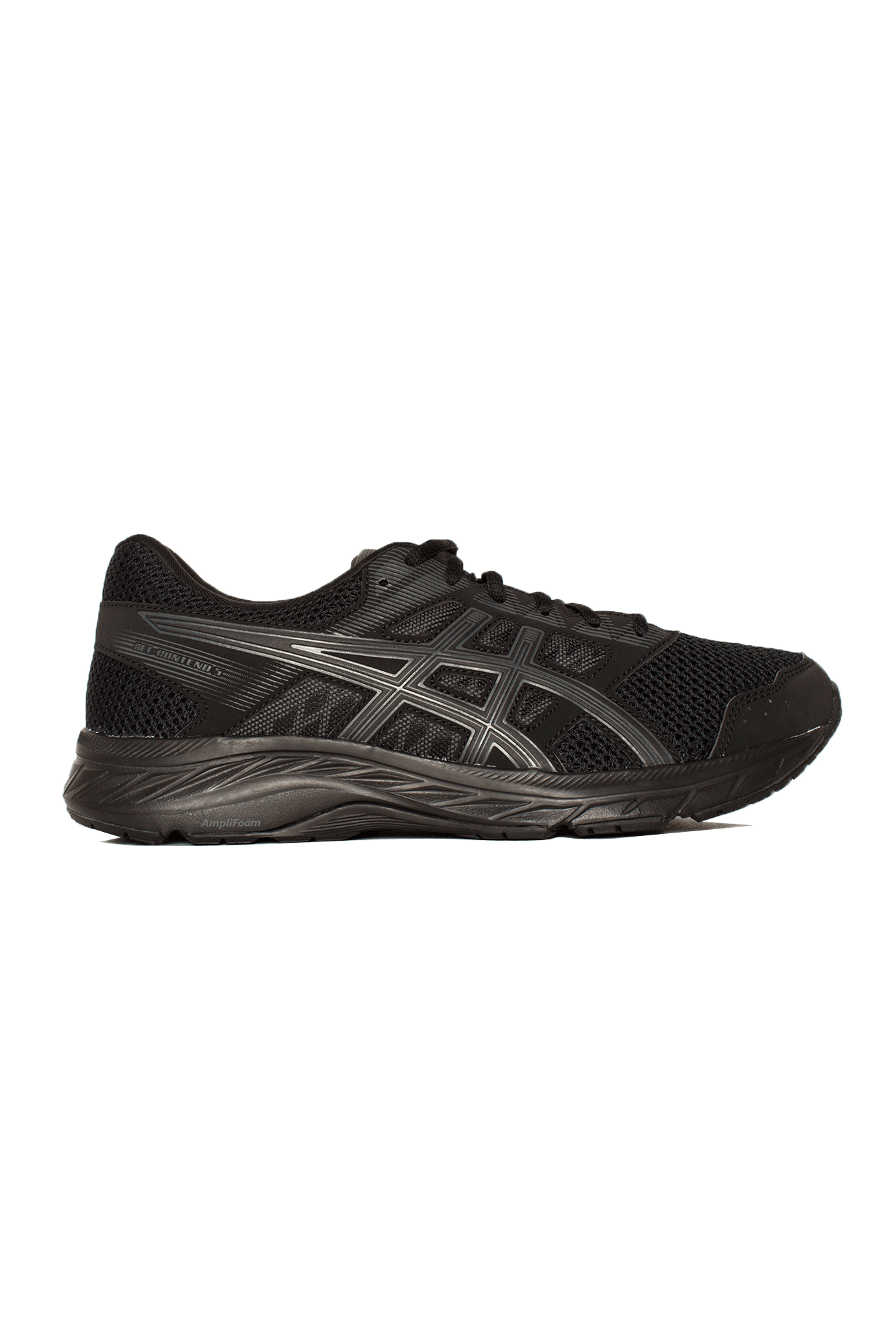 Asics Sneakers Gel Contend 5 Nero 1011A256#000#002#8,5 - One Block Down