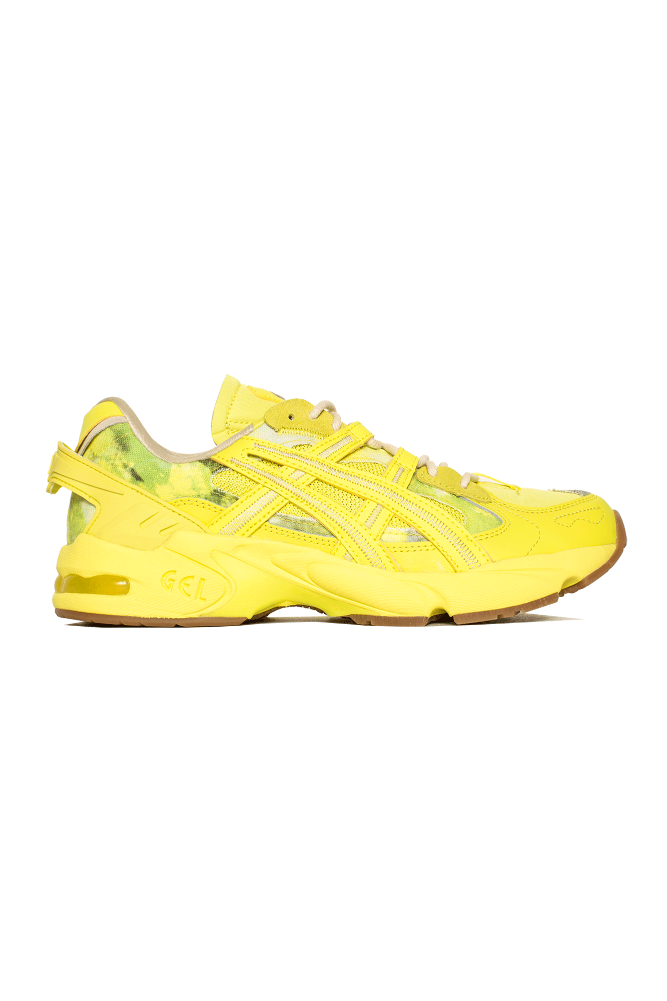 Gel- Kayano V Reconstructed Giallo