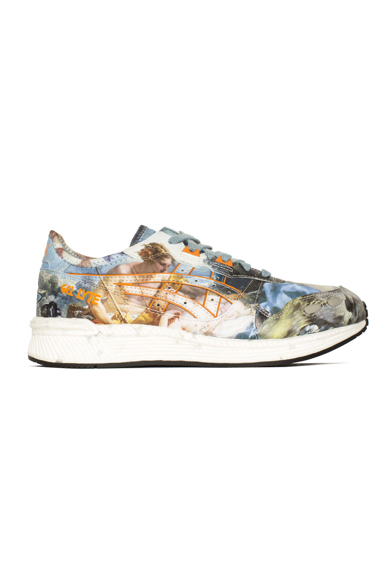 Asics Sneakers Hyper Gel-Lite x Vivienne Westwood Multicolore 1191A253-#000#410#8 - One Block Down