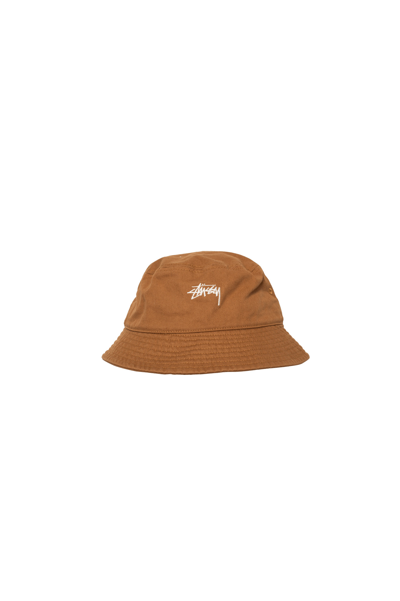 Stock Bucket Hat Beige