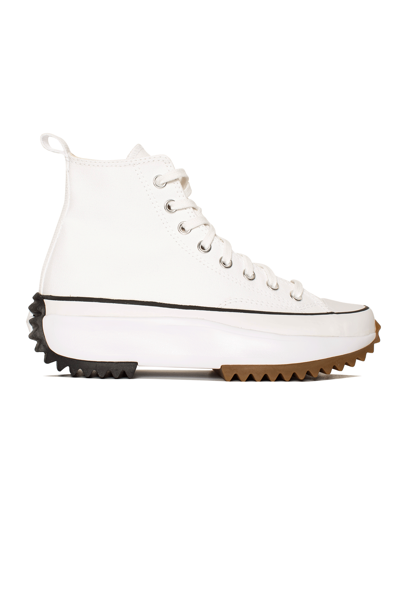 Converse Sneakers Run Star Hike Hi Bianco 166799C#000#102#3 - One Block Down
