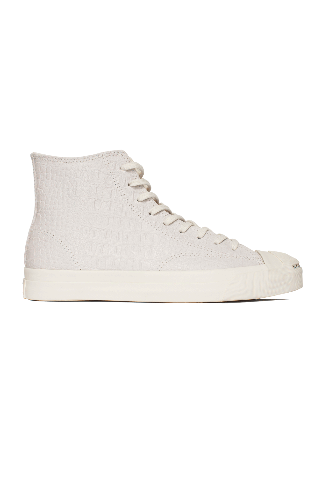 Converse Sneakers Jack Purcell Pro Hi x Pop Trading Co Bianco 170543C#000#EHT#7,5 - One Block Down