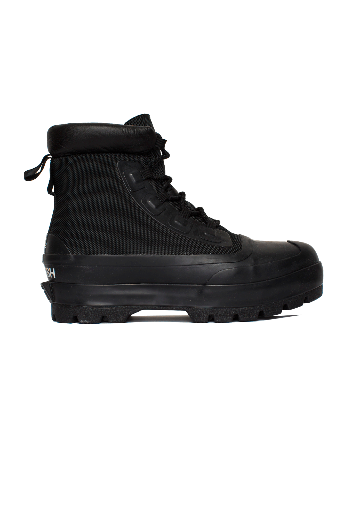 CTAS Duck Boot x Ambush Nero