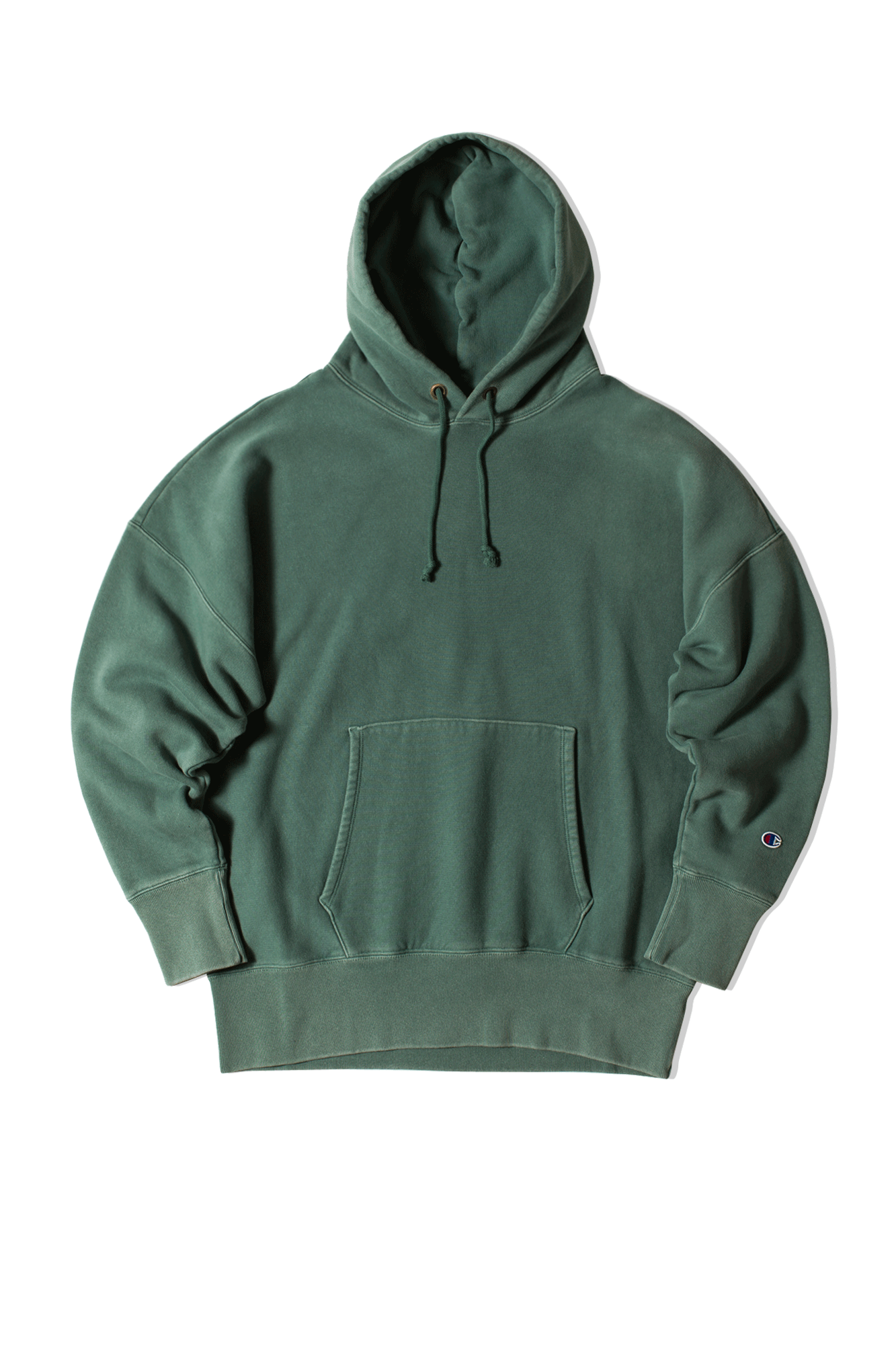 Hooded Sweatshirt Verde