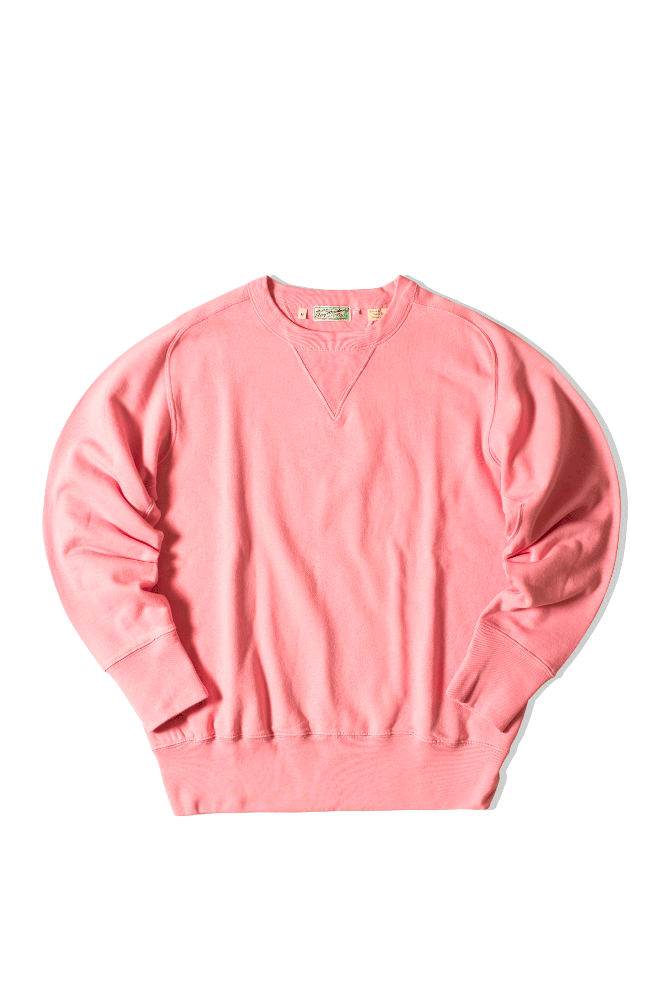 Levi's Felpe Bay Meadows Sweatshirt LVC Rosa 2193100230#000#0230#M - One Block Down