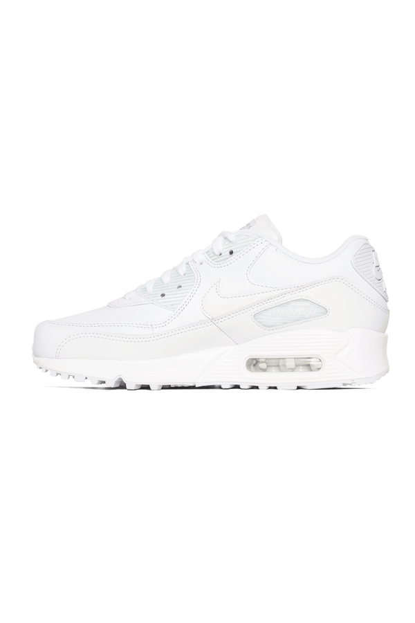 Nike Sneakers Air Max 90 Leather Bianco 302519 #000#113#7,5
