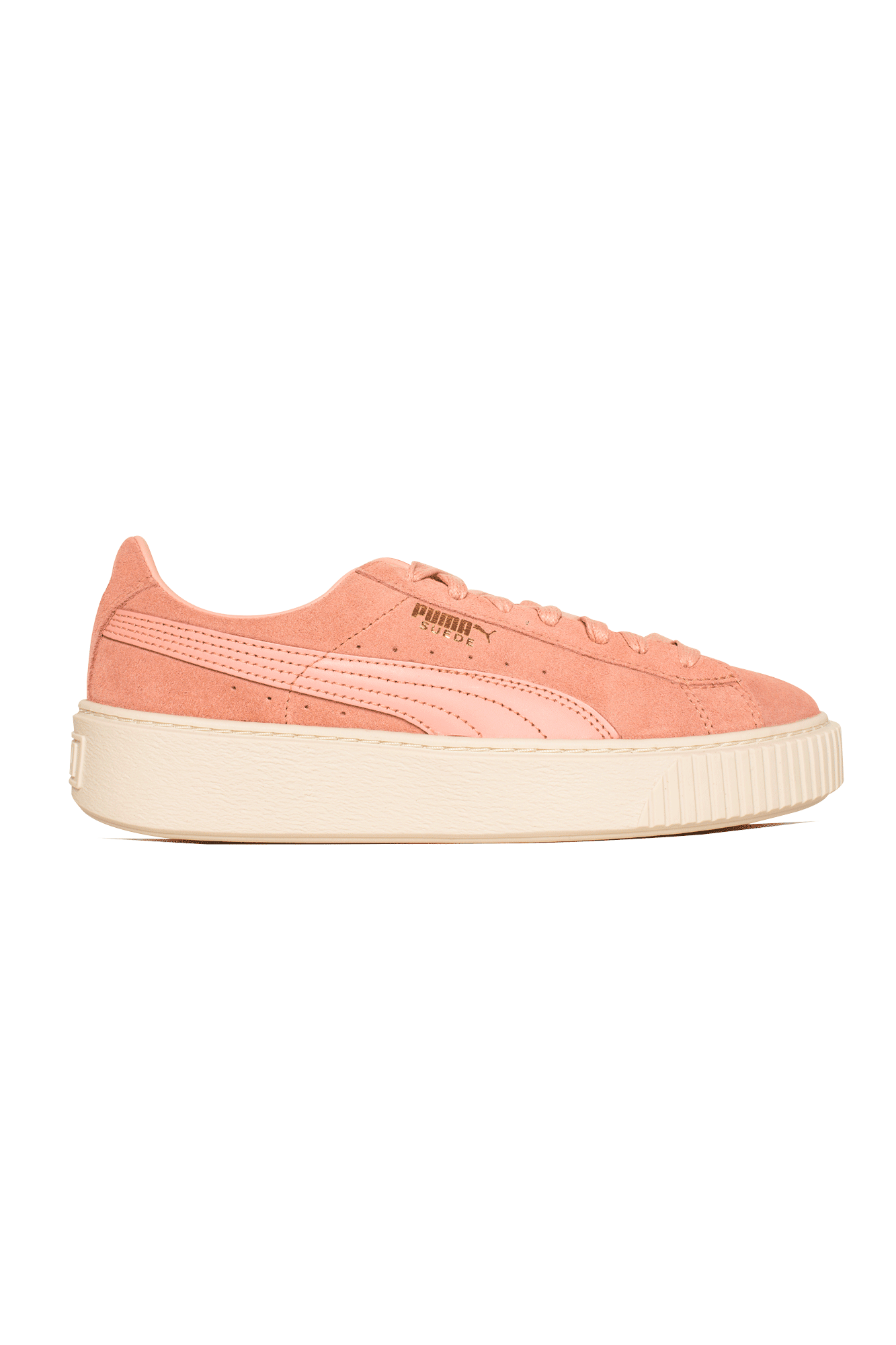 Puma Sneakers Suede Platform Core Rosa 363559#000#05#8 - One Block Down