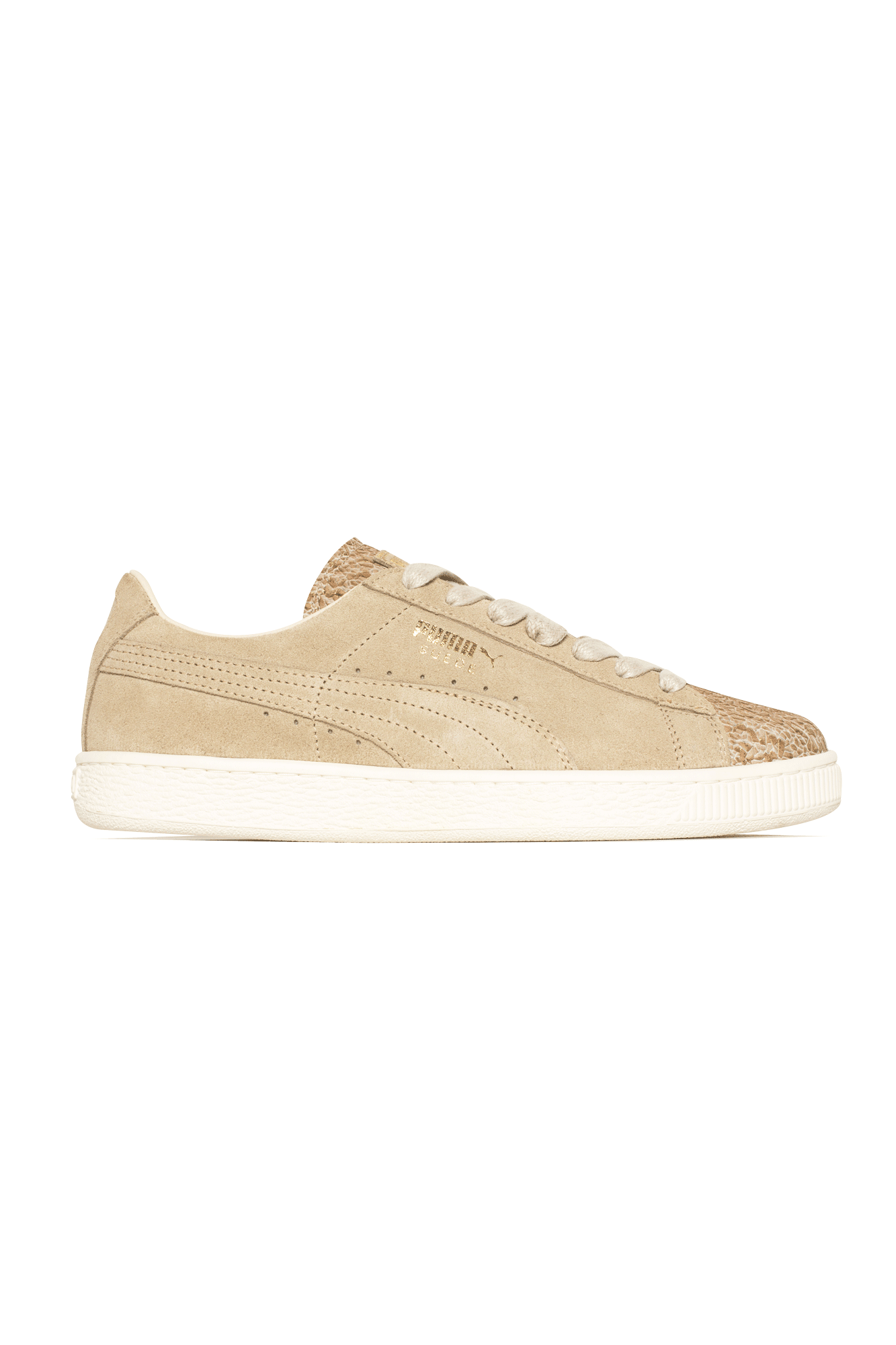 Puma Sneakers Suede Classic x Golden Desert Wn's Bianco 367176#000#01#6 - One Block Down
