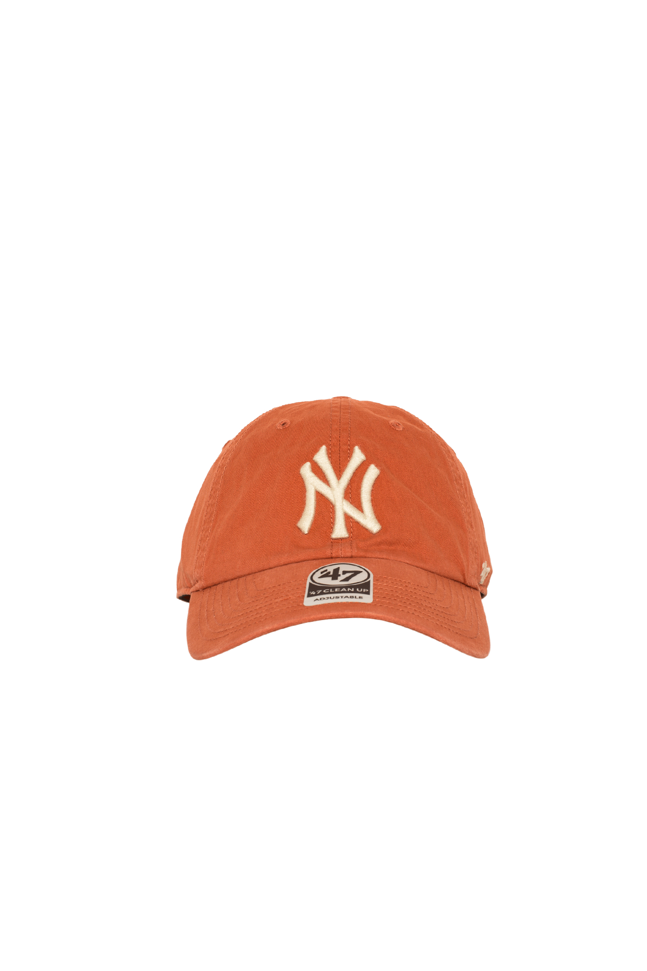47 Cappelli Hudson Clean Up New York Yankees Arancione 47-B-HUDSN17#OWS#OX#OS - One Block Down
