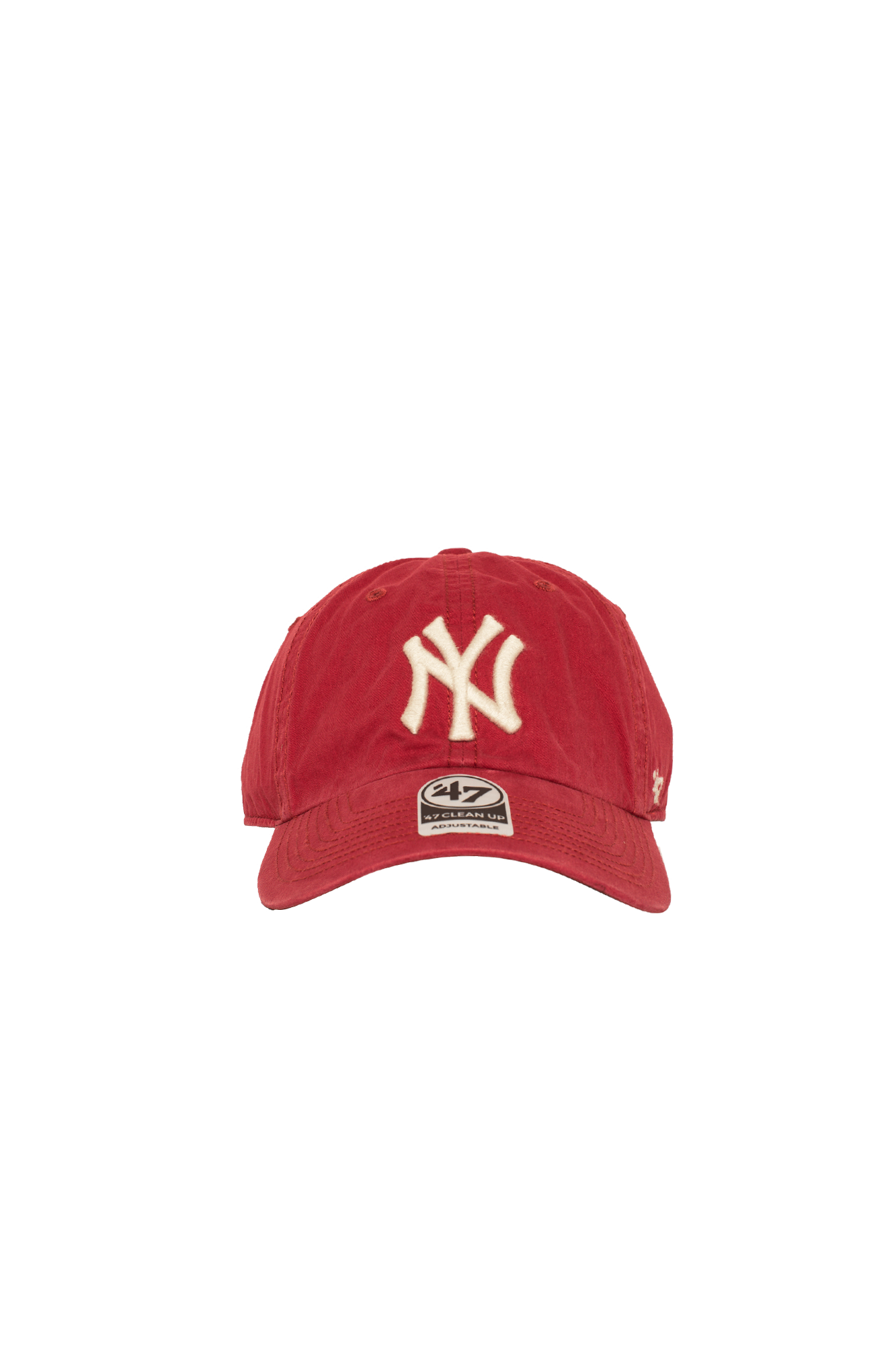 47 Cappelli Hudson Clean Up New York Yankees Rosso 47-B-HUDSN17#OWS#XY#OS - One Block Down