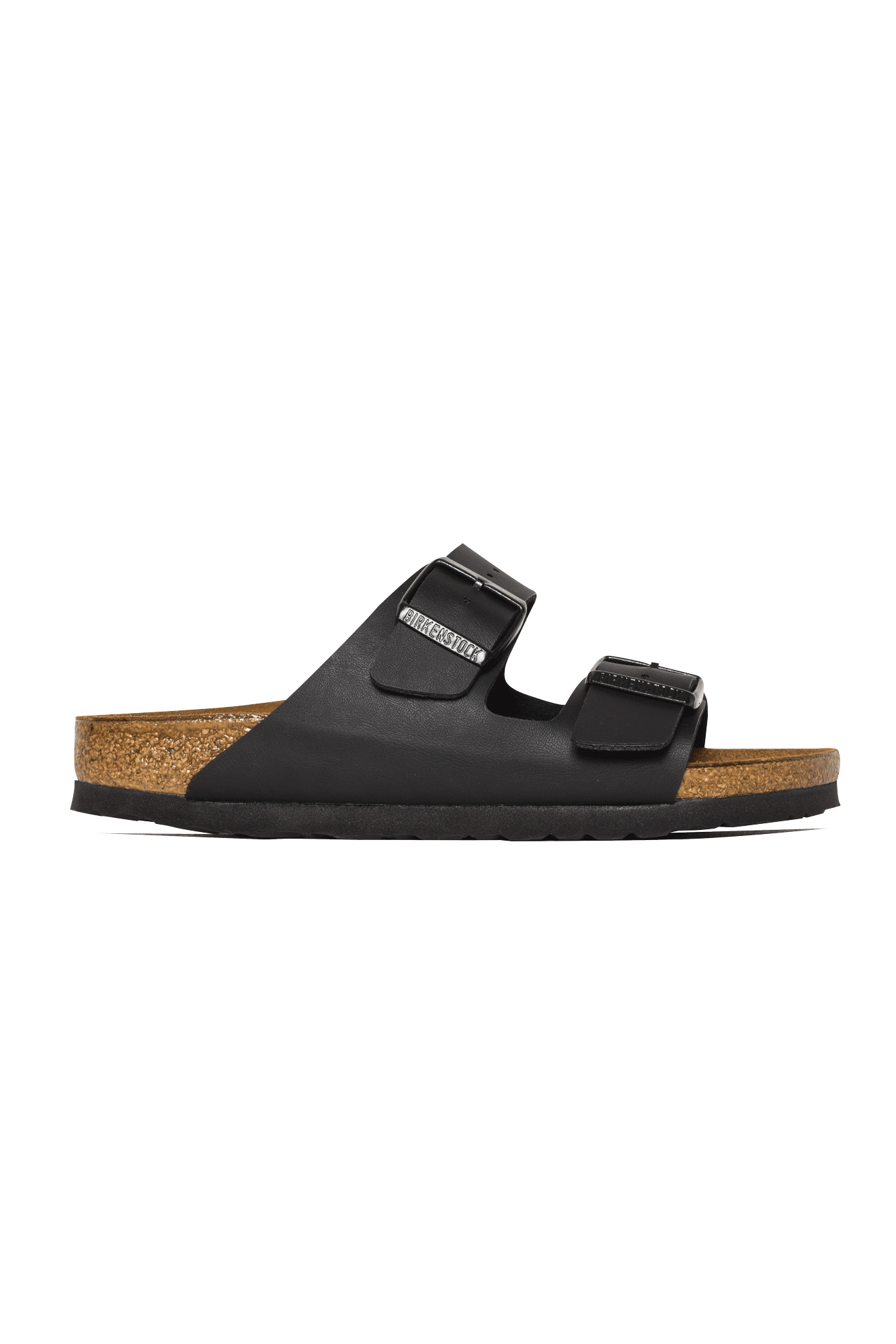 Birkenstock Sandali & Ciabatte Arizona Nero Nero - One Block Down