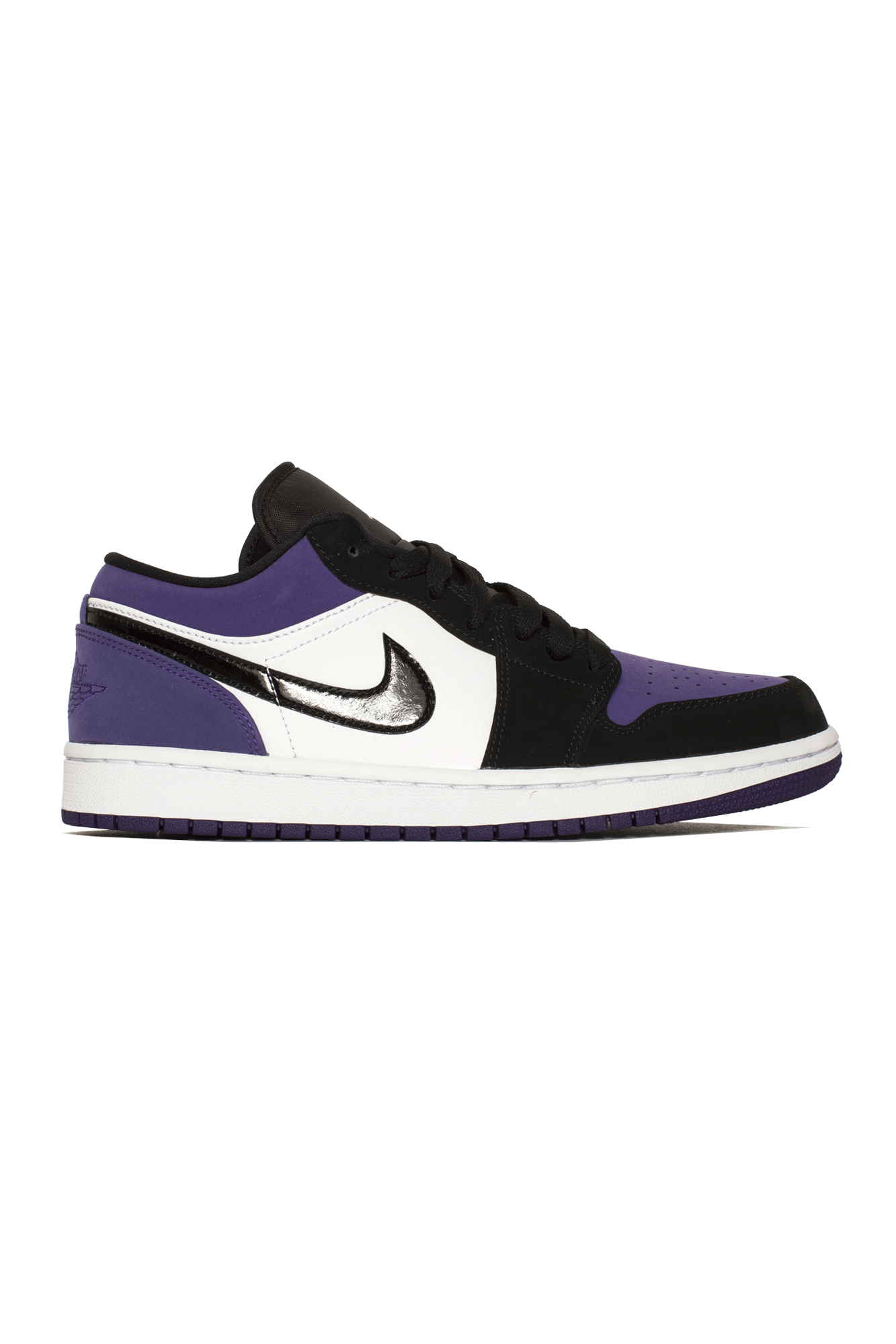 air jordan 1 low uomo viola