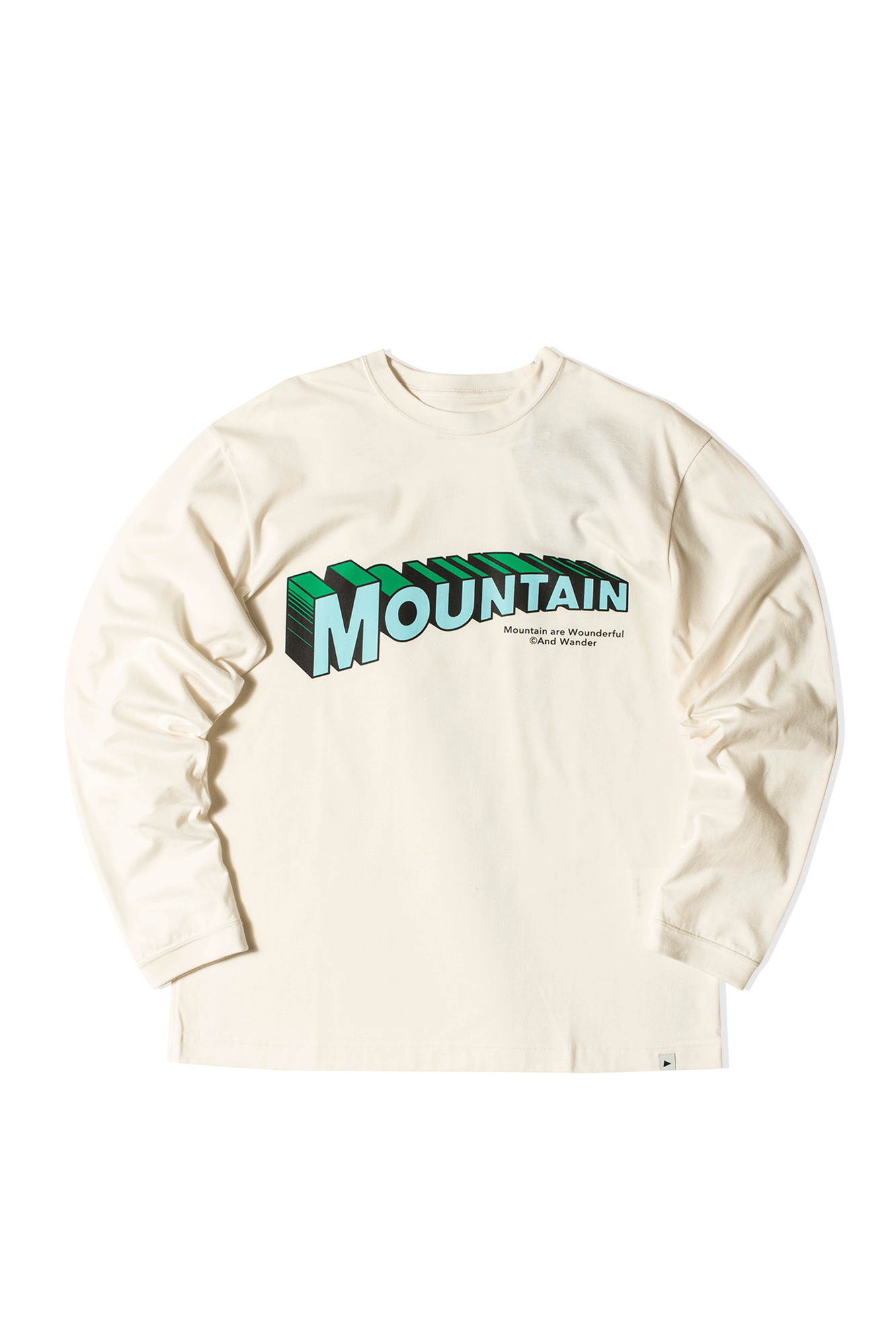 Mountain LongSleeve by Jerry Ukai Bianco