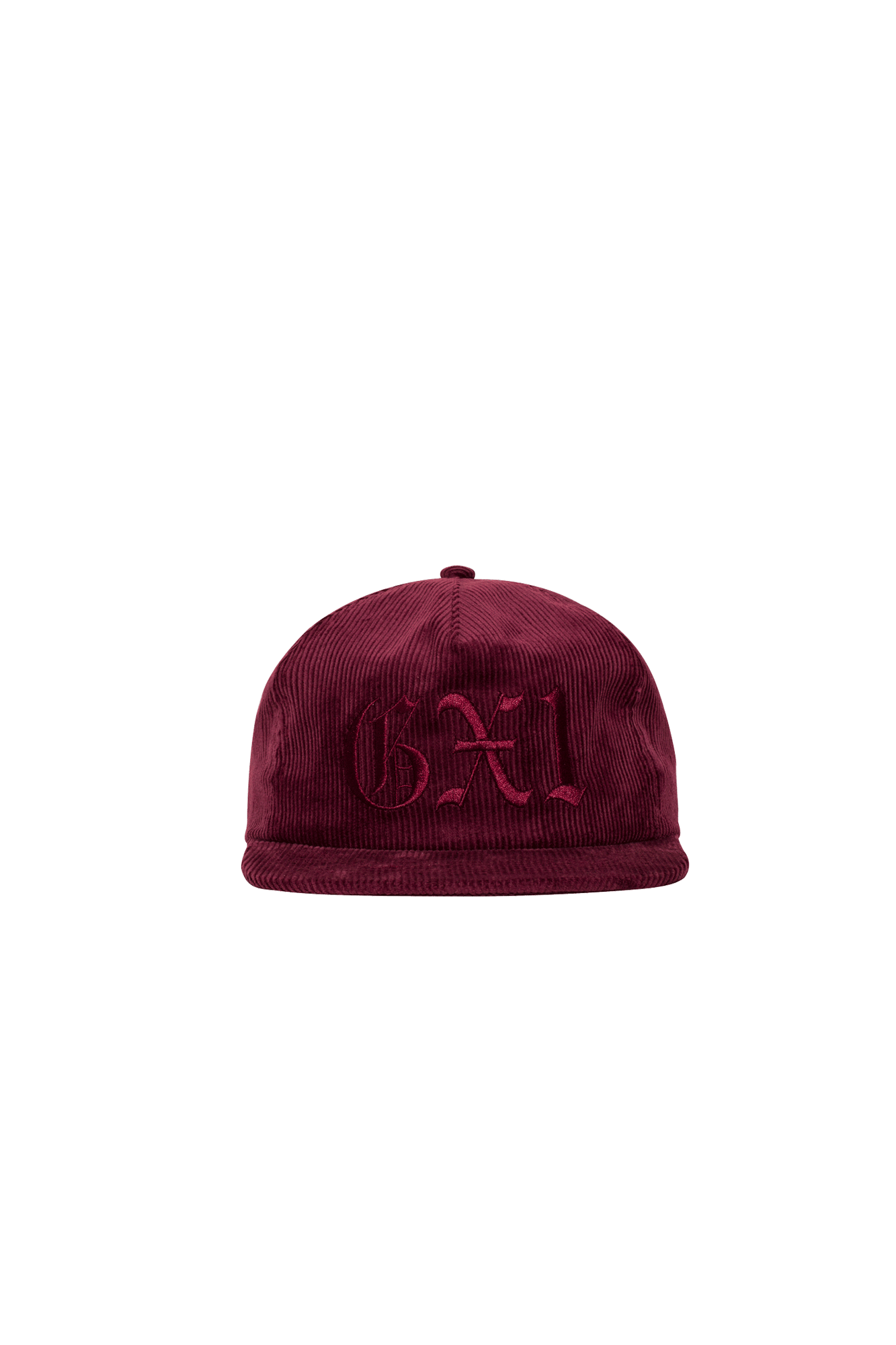 One Liner 5 Panel Cap Rosso