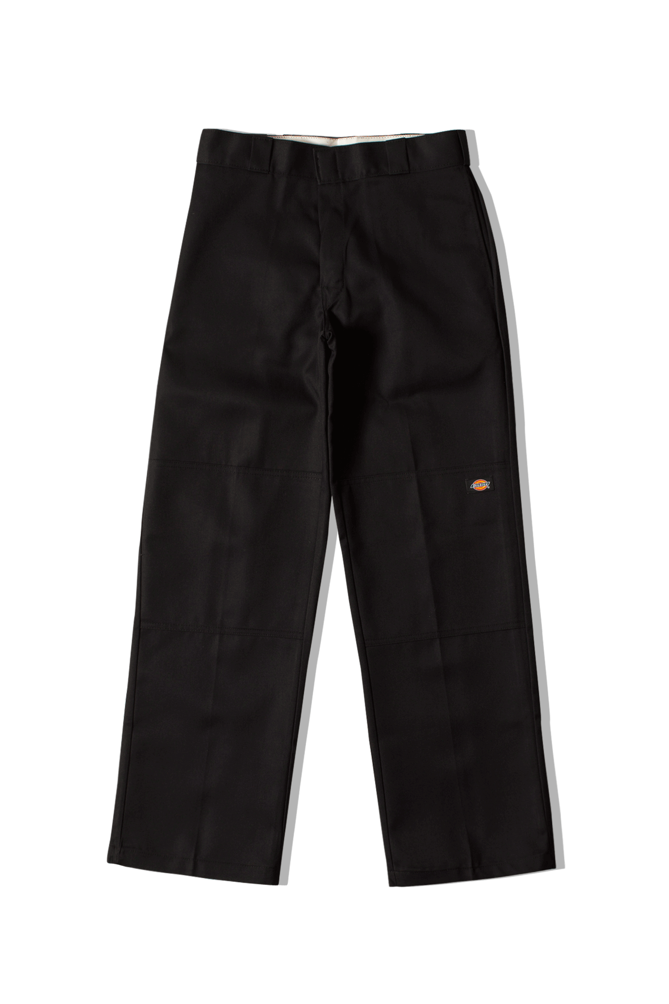 Double Knee Work Pant Nero