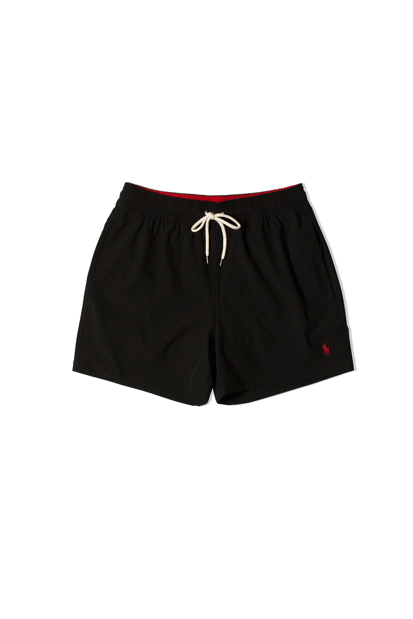 Traveler mid Trunk Short Nero