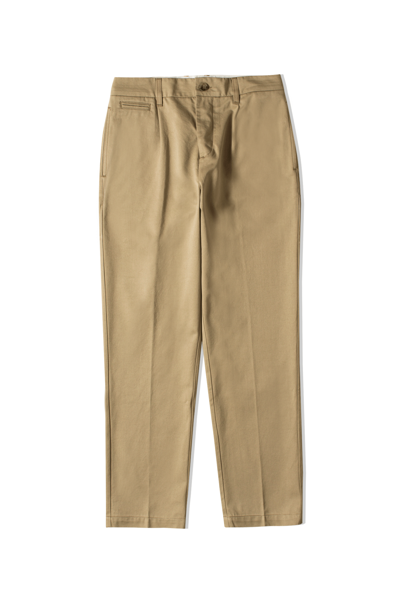 Timber Trouser x One Block Down Beige