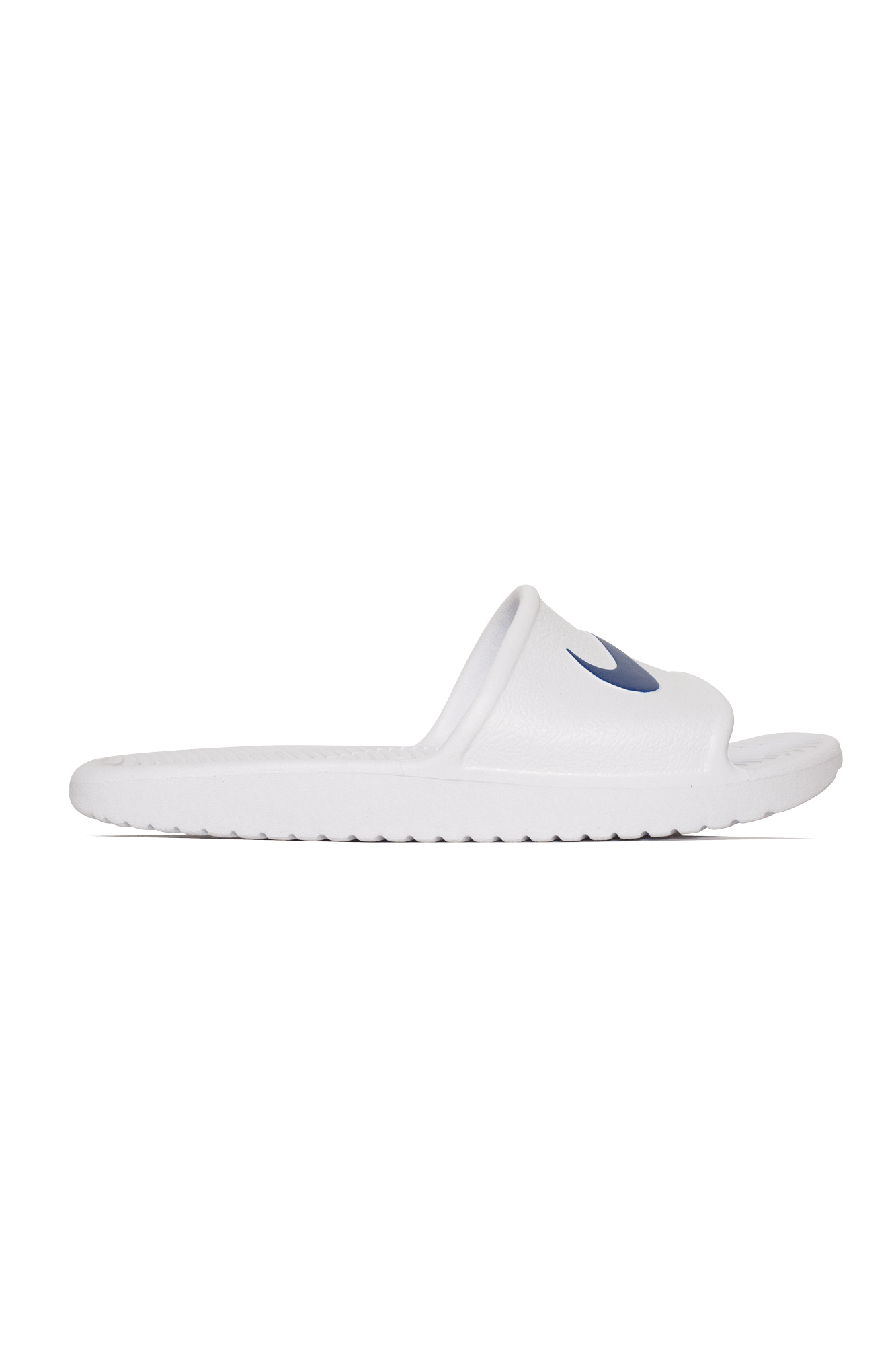 Nike Sandali & Ciabatte Kawa Shower Slide Bianco Bianco - One Block Down
