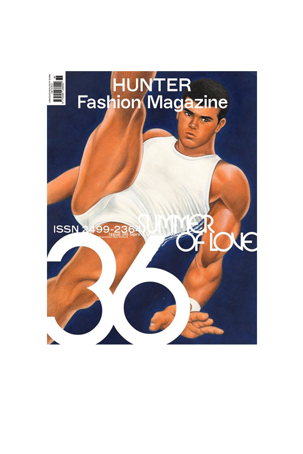Issue 36 Spring-Summer 2020 Multicolore
