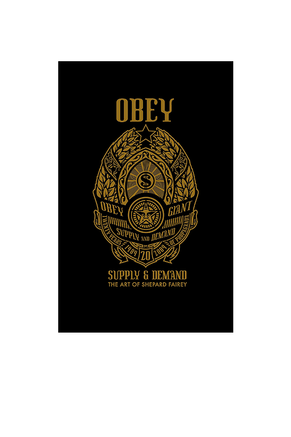 Rizzoli Libreria Obey: Supply And Demand Multicolore 978084786#101#1729#OS - One Block Down