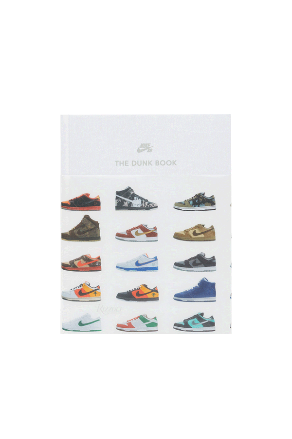 Nike SB: The Dunk Book Multicolore