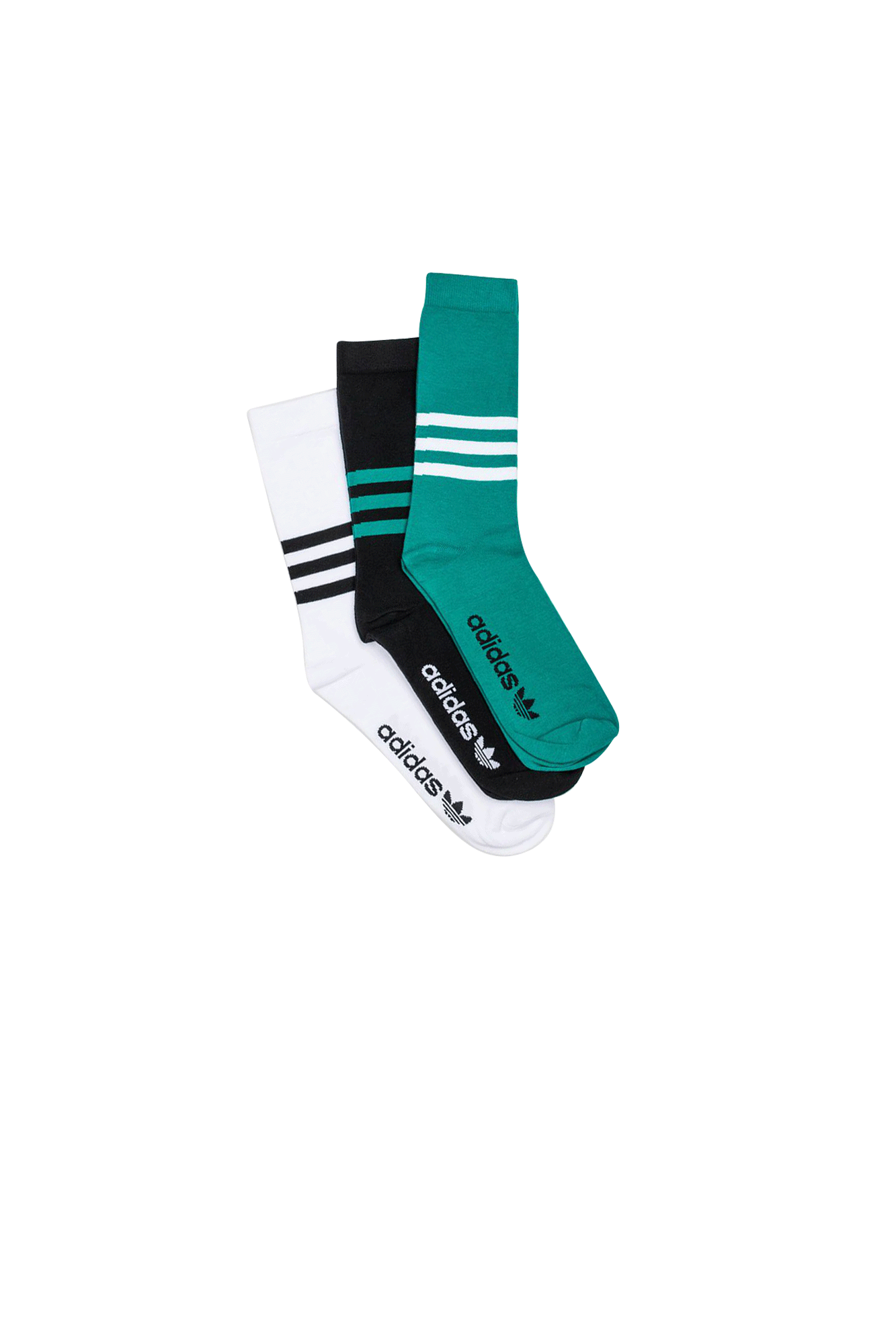 Thin Crew Sock Multicolore