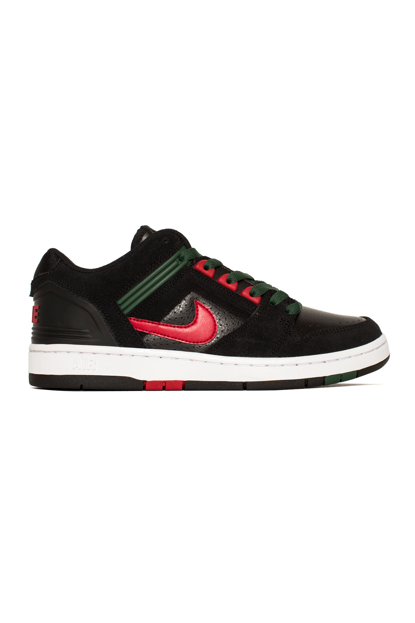SB Air Force II Low Nero