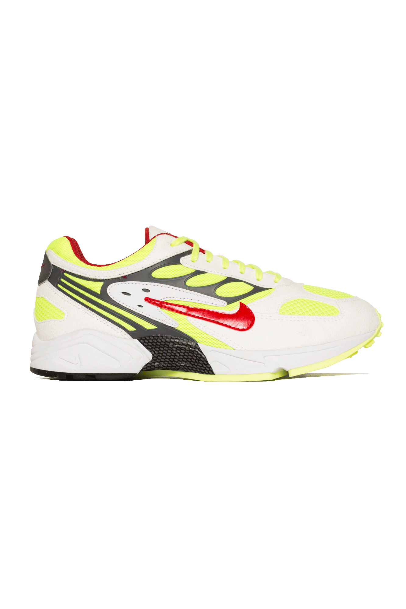 Nike Sneakers Air Ghost Racer Bianco AT5410-#000#100#5 - One Block Down