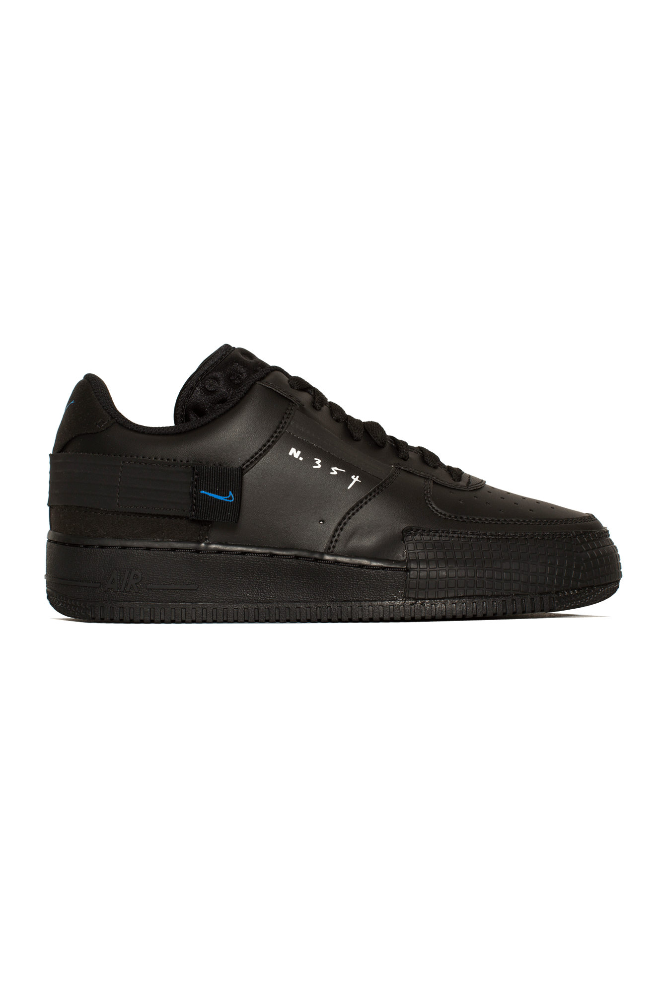 Nike Sneakers Air Force 1 Type Nero AT7859-#000#001#7 - One Block Down