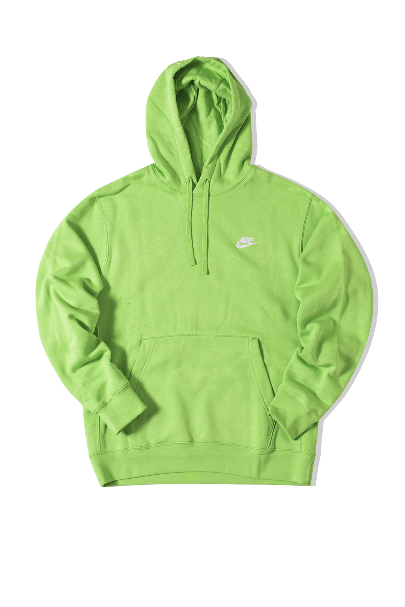 NSW Club Hooded sweatshirt Verde
