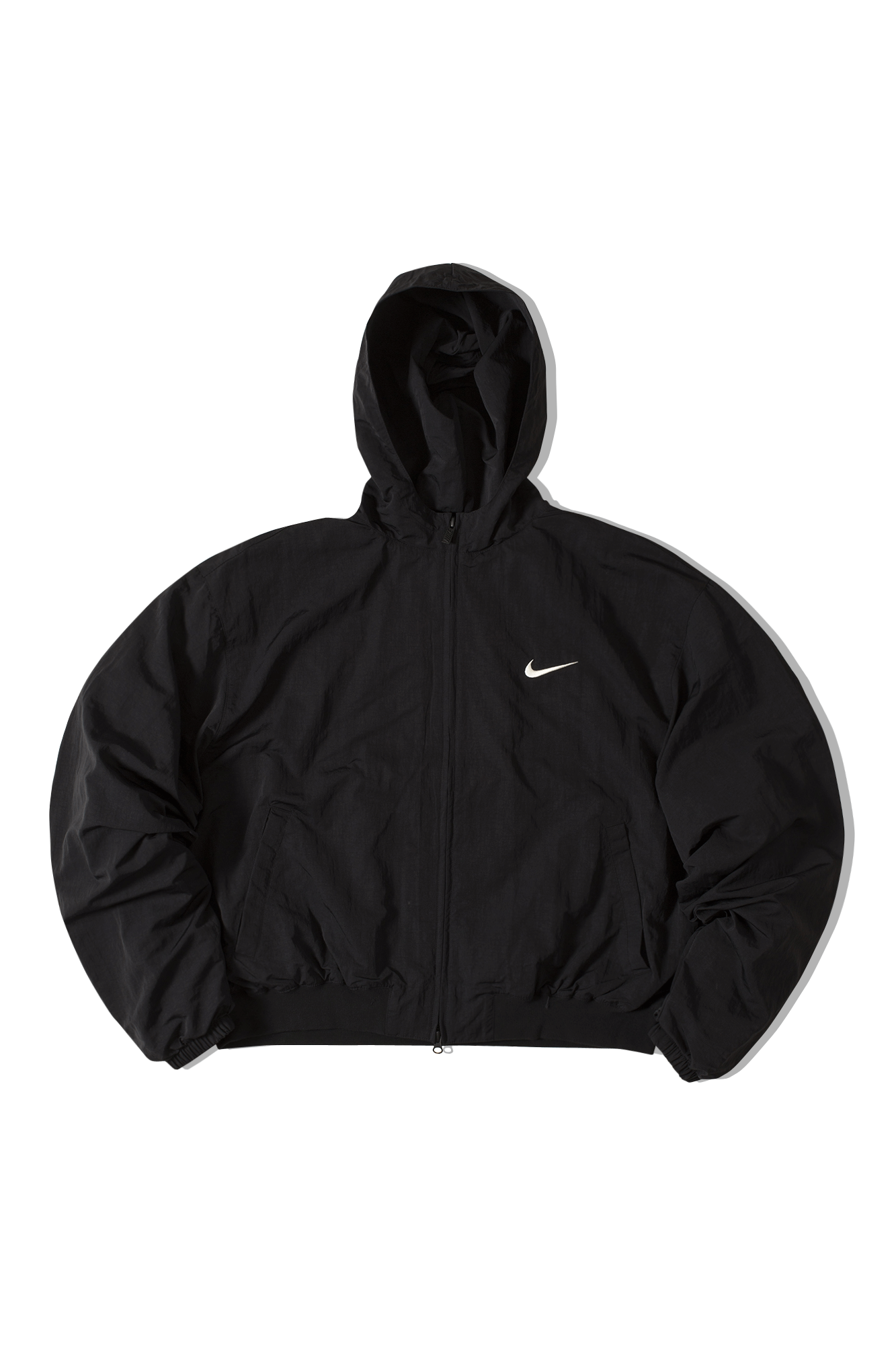 Nike Giacche & Cappotti Hooded Jacket x FEAR OF GOD Nero BV4408-#000#010#S - One Block Down