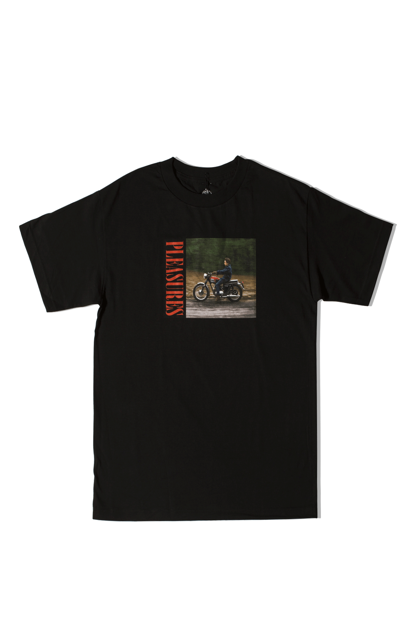 Bob Dylan Ride T-Shirt Nero